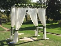 Wedding Arch for Sale or Rent