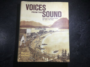 Voices from the Sound:  Chronicles of Clayoquot Sound and Tofino