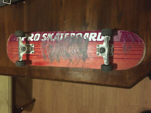 Pro skateboards complete set up