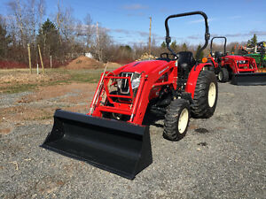 Tame your back 40 with help from Branson Tractors SPRING SPECIAL