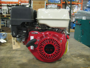 ENGINE - HONDA GX240 WITH 6:1 GEAR REDUCTION
