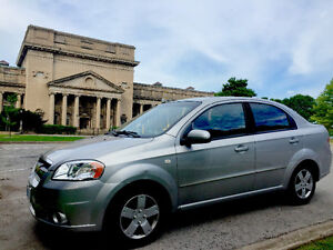 LOW KMS 2008 Chevy Aveo 129K GREAT CAR