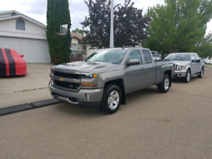 2017 Chevrolet 1500 extended cab Z71