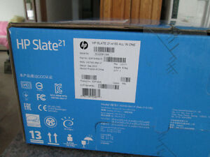 BRAND NEW IN BOX HP SLATE 21 IN TOUCHSCREEN ANDROID PC K100 London Ontario image 3
