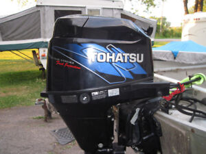 TRADE MY  TOHATSU 25 HP FOUR STROKE FOR A LONGSHAFT