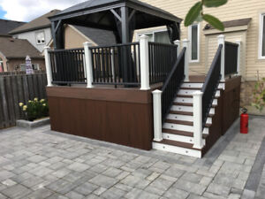 Deck Fence and Patios