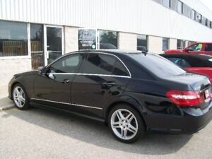 2011 MERCEDES BENZ 550 ALL WHEEL DRIVE AMG PACKAGE