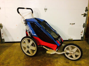 Chariot Jogger Stroller and Cross Country Ski Kit
