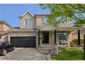 4 Bedroom, 4 bath, Available August 1st in Barrhaven East