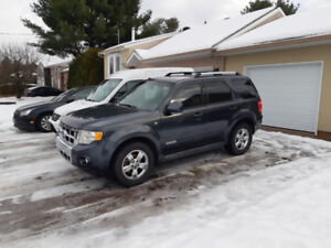 ford escape limited 4x4 2008