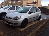 Ford Fiesta 1.2, low miles 2007 3 door long mot