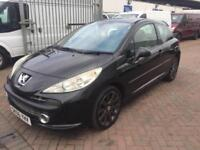 56 Peugeot 207 1.6 THP 150 GT turbo model sold as spares or repair