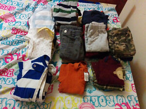 Boys assorted clothing