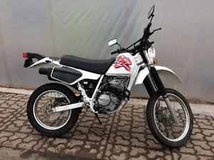 Honda xr250L 1995