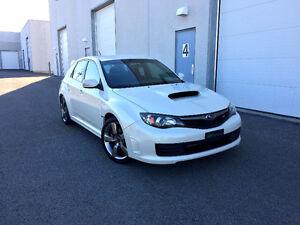 Subaru STI 2010 manuelle, jamais accidenté, garantie 102.37$/sem