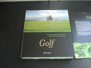 livre des plus beaux parcours de golf au quebec jacques fortin
