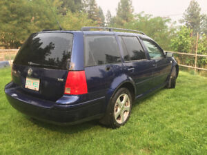 2004 Volkswagen Jetta Fully loaded Wagon