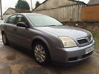 VAUXHALL VECTRA 1.8 LS FIRST TO SEE WILL BUY