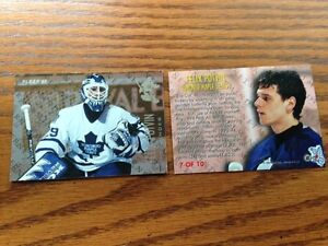 For Sale: Lot of 24 cards - Fleer '95 Hockey Cards