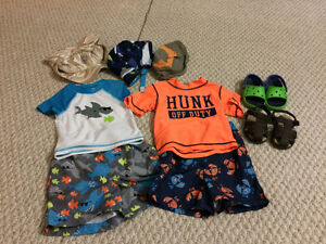 TODDLER SUMMER APPAREL