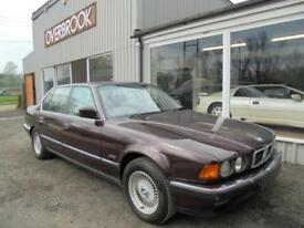 Unregistered 1991 BMW 750iL 3,515 miles from new
