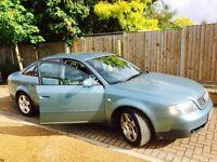 Audi A6 2.8 V6 Quattro