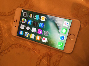 IPHONE 6 WHITE 16GB (KOODO/TELUS)(PERFECT CONDITION)