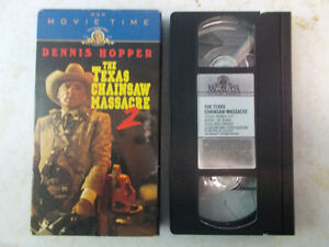 Horror VHS Tapes For Sale, List Inside, Some Rare Horror Movies! London Ontario image 6