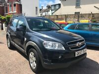 Chevrolet Captiva 2.0 VCDi LT 5dr£3,295 one former keeper