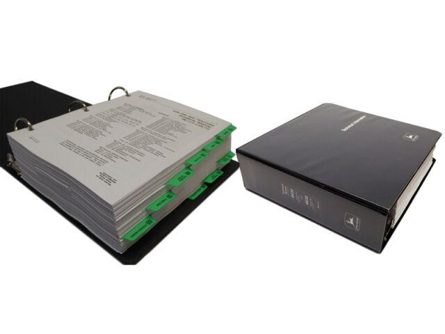 John Deere Manuals – John Deere 4930 Cab Wiring Schematics