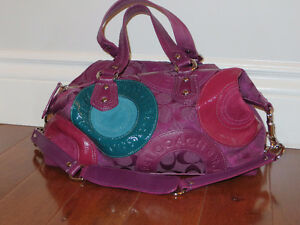Authentic Coach Purse St. John's Newfoundland image 1
