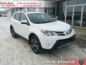 2015 Toyota RAV4 XLE  - local - Certified - Sunroof - $177.86 B/