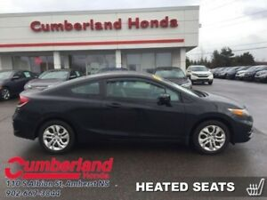 2014 Honda Civic Coupe LX  - Bluetooth -  Heated Seats