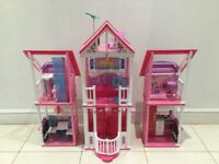 Barbie Summer House