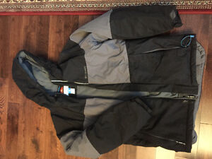 """Columbia boys winter jacket and snow pants with bib"""""""