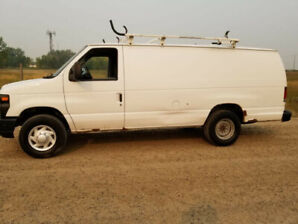2008 Ford E-250 Cargo Extended Van for Sale $6495