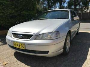 2003 Ford Falcon Wagon for Sale in Sydney - 3 month registration Botany Botany Bay Area Preview
