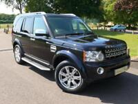 2010 Land Rover Discovery TDV6 XS