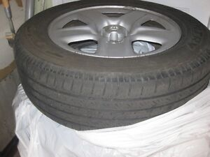 Toyota Rims with tires