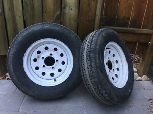 Rims and Tires - 13 Inch