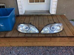 Quelques pièces honda/acura 99-00 Saguenay Saguenay-Lac-Saint-Jean image 1