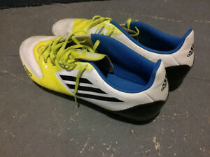 Men's Adidas Soccer Cleats -Size 13