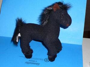 Plush Horses - Raven the Flopsie, plush by Russ ponies Oakville / Halton Region Toronto (GTA) image 5