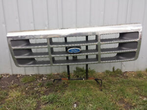 96 Ford SuperDuty Grill