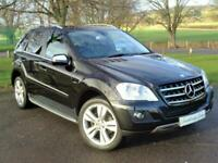 2010 Mercedes-Benz M Class ML300 CDi AUTOMATIC Sport 5dr BlueEFFICIENCY ESTATE
