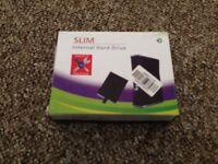 New Xbox slim 360 60gb hard drive