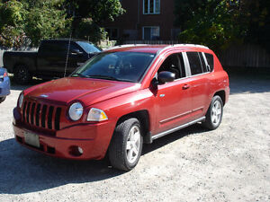 2010 Jeep Compass North SUV Kitchener / Waterloo Kitchener Area image 8