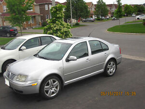 Volkswagen Jetta GLS 1.8T Wolf 4D 5 speed manual