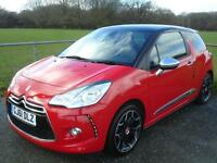 Citroen DS3 1.6 16V THP DSPORT PLUS 150HP