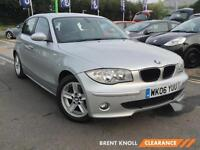 2006 BMW 1 SERIES 118d Sport Parksensors 6 Speed Climate Control Aircon
